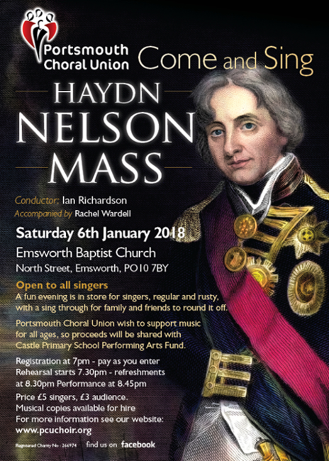 Come and Sing – Saturday 6 January 2018