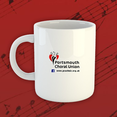Portsmouth Choral Union Mug